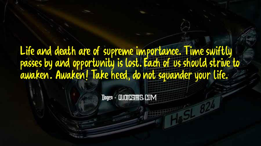 Death Like Quotes #1480