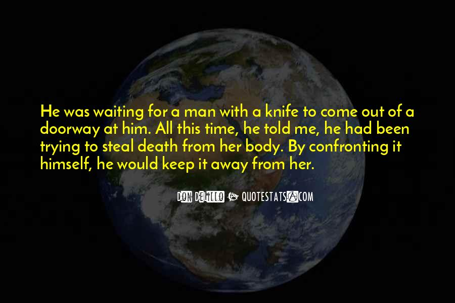 Death Like Quotes #1510