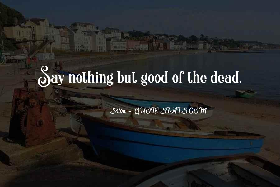 Death Like Quotes #1751