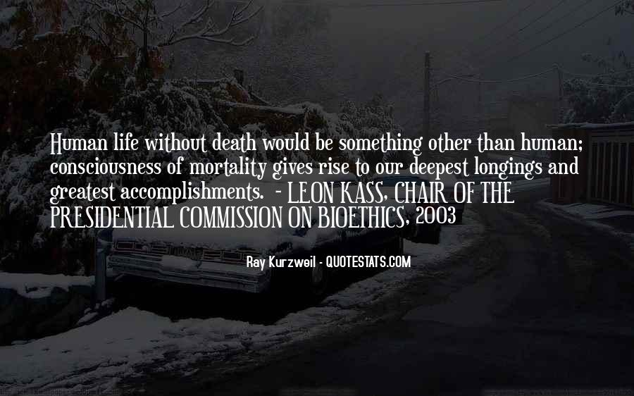 Death Like Quotes #2117