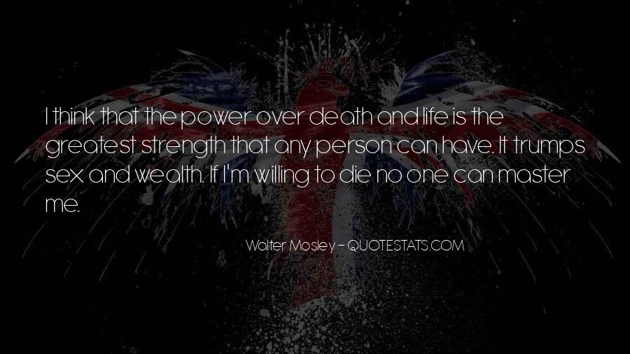 Death Like Quotes #225
