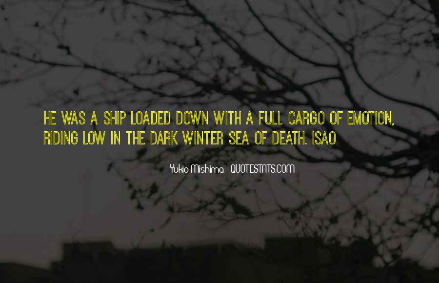 Death Like Quotes #2332
