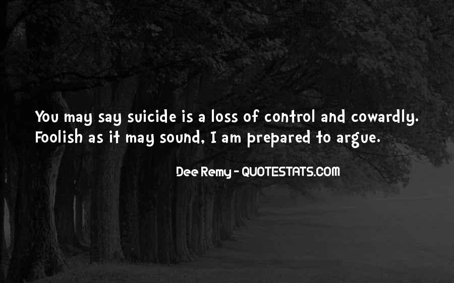 Death Like Quotes #2943