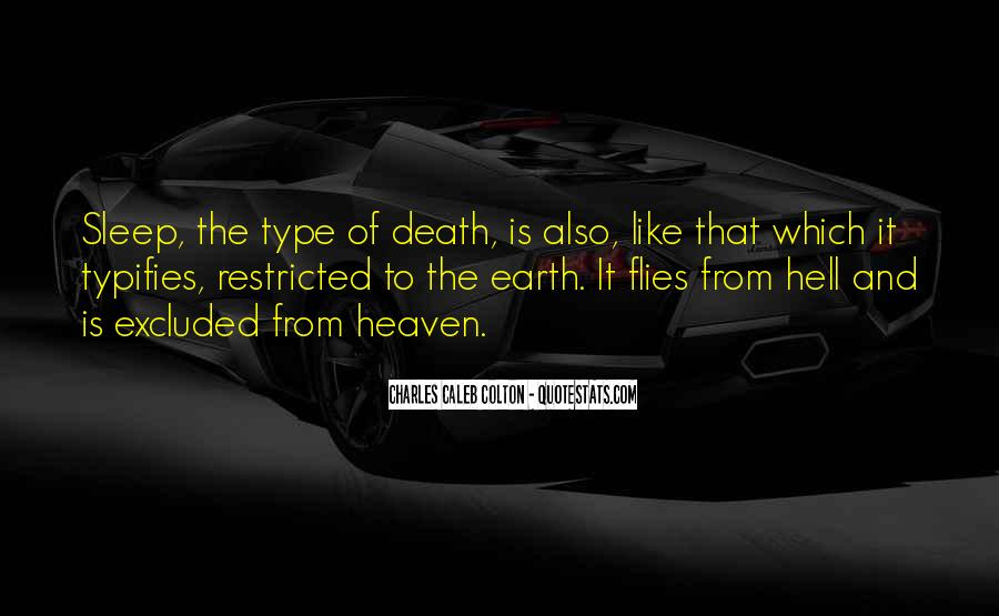 Death Like Quotes #2992
