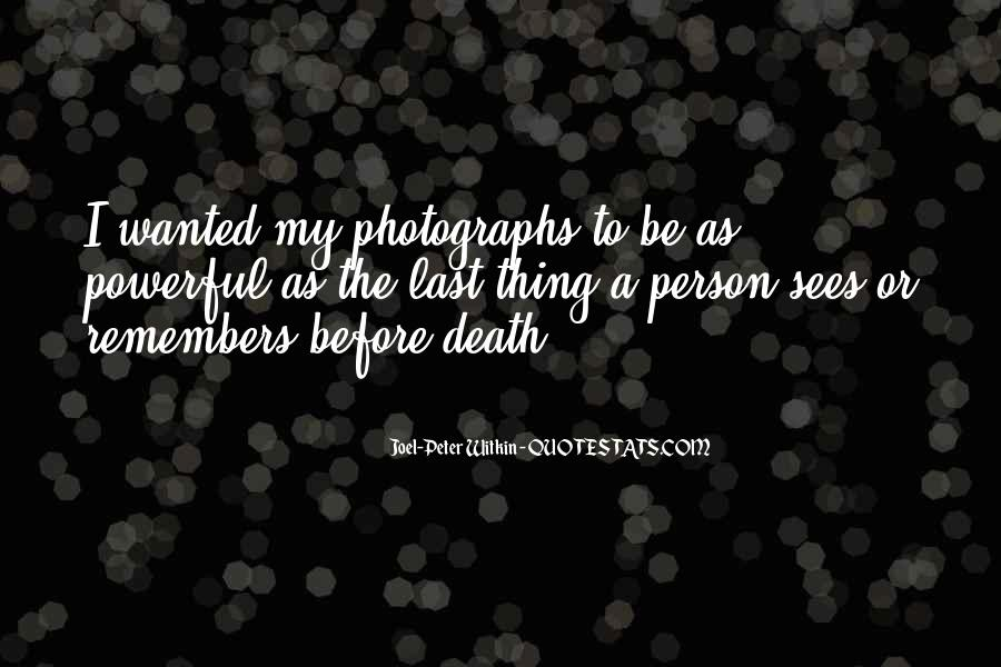Death Like Quotes #3041
