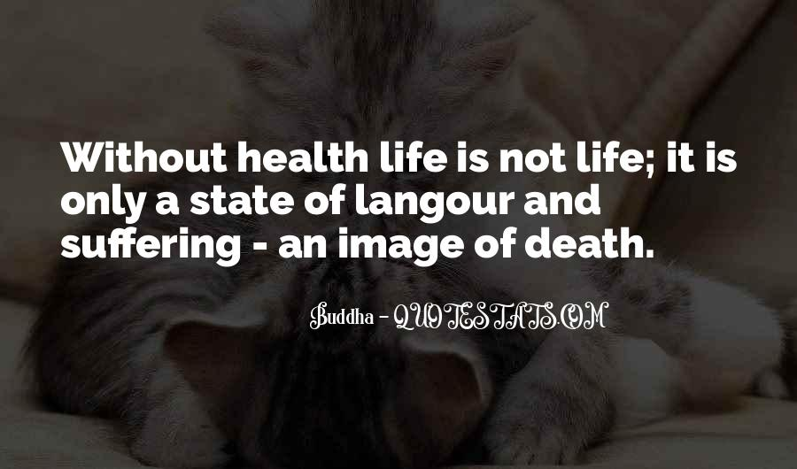 Death Like Quotes #3467