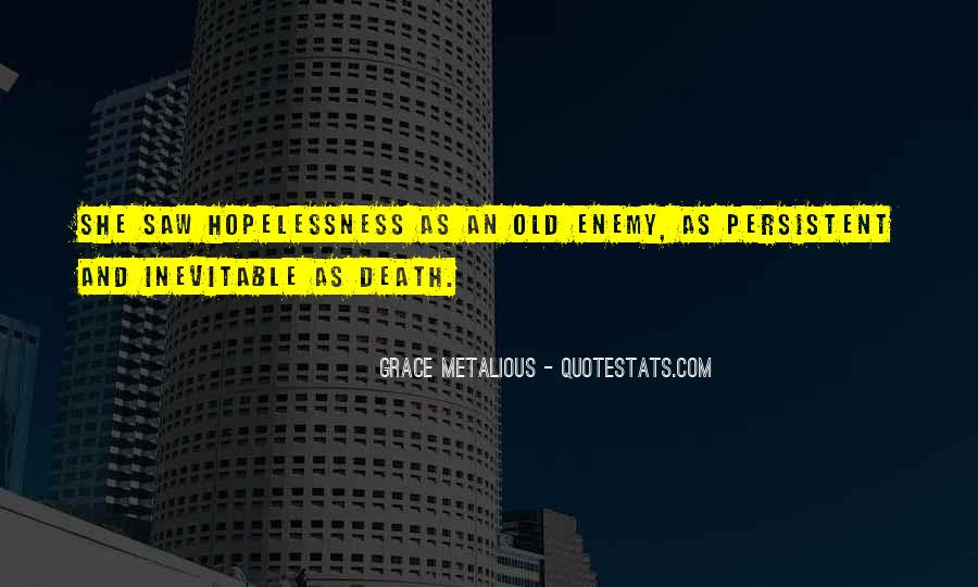 Death Like Quotes #3548