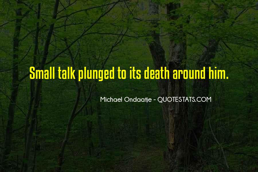 Death Like Quotes #3940