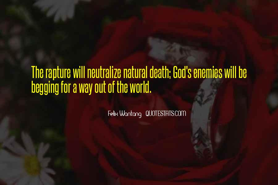 Death Like Quotes #3968