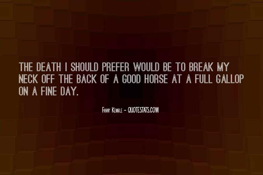 Death Like Quotes #4311