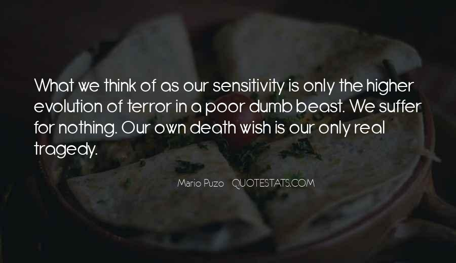 Death Like Quotes #4343