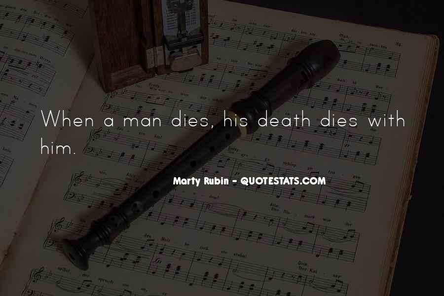 Death Like Quotes #4557