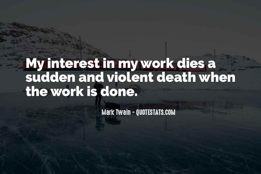 Death Like Quotes #5455