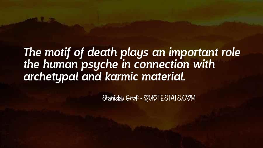 Death Like Quotes #5477