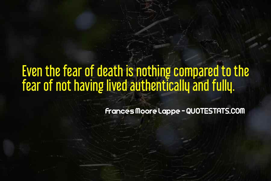 Death Like Quotes #70
