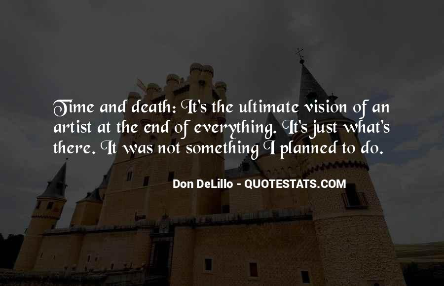 Death Not The End Quotes #1140019
