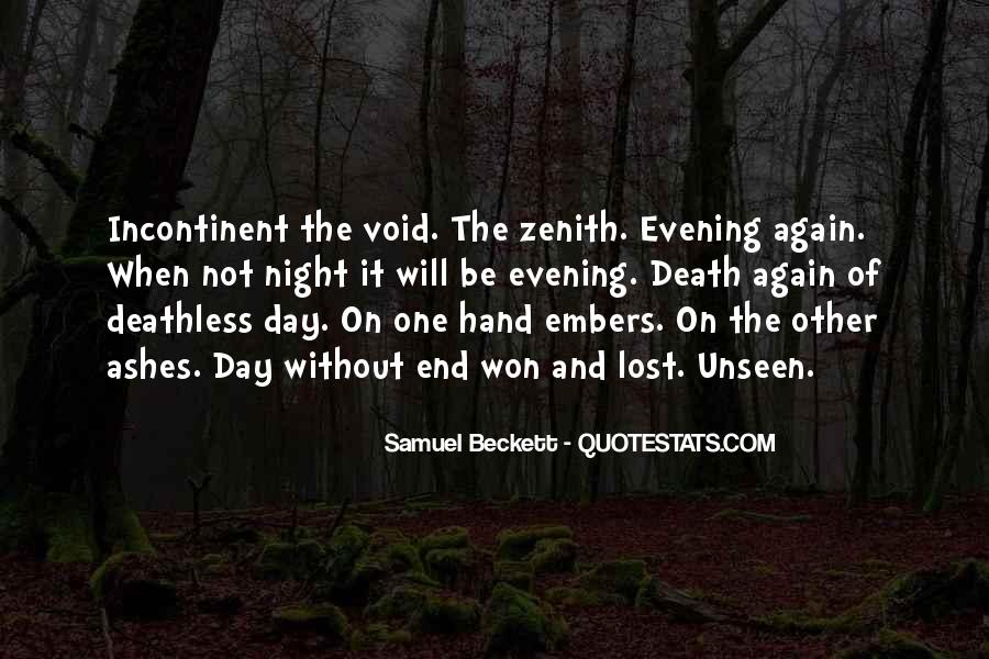 Death Not The End Quotes #1163455