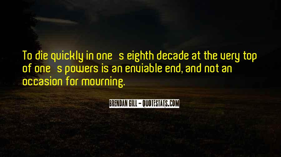 Death Not The End Quotes #1217582