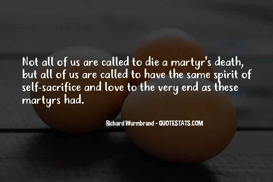 Death Not The End Quotes #249571