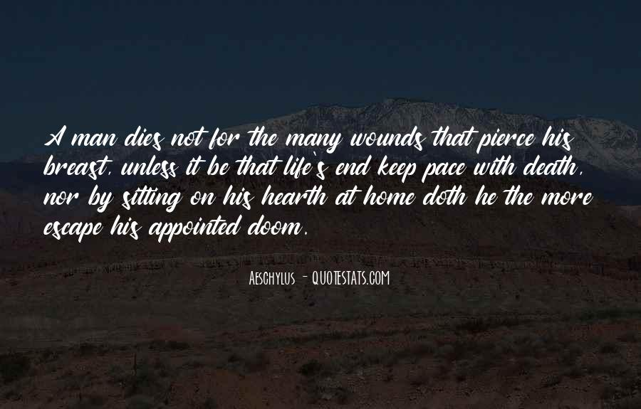 Death Not The End Quotes #455301