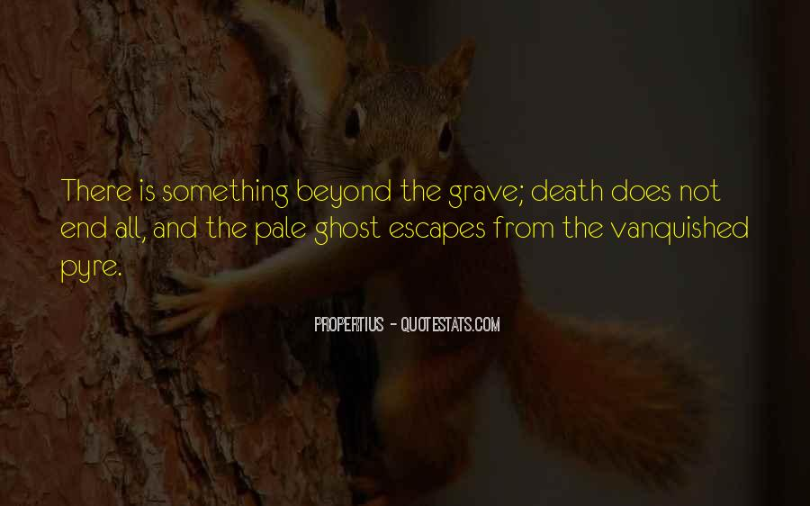 Death Not The End Quotes #544066