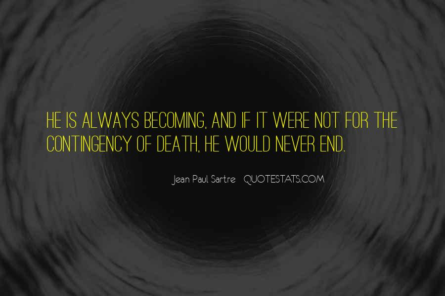 Death Not The End Quotes #567354