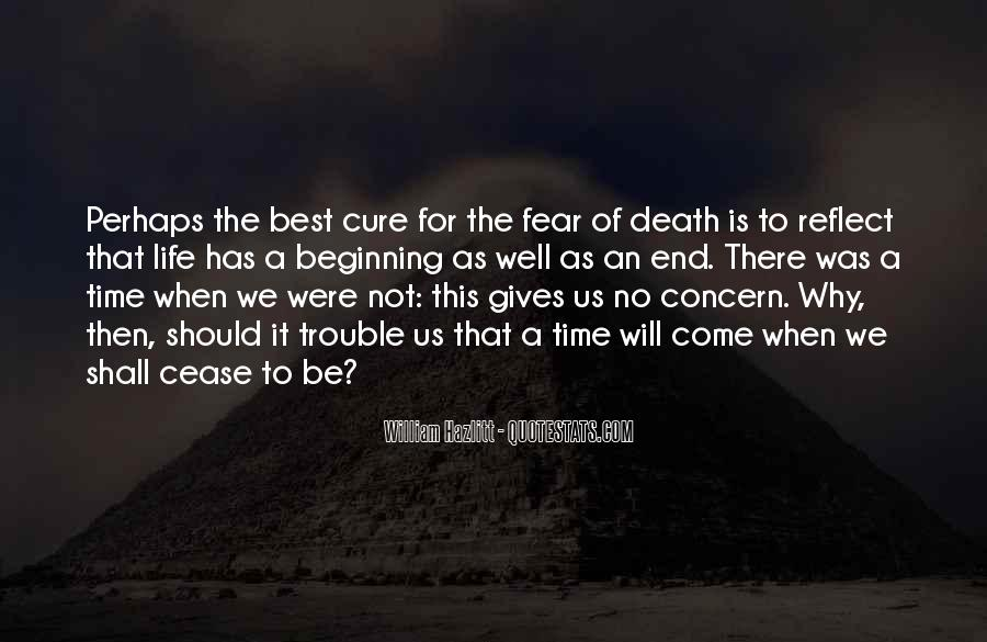 Death Not The End Quotes #757887