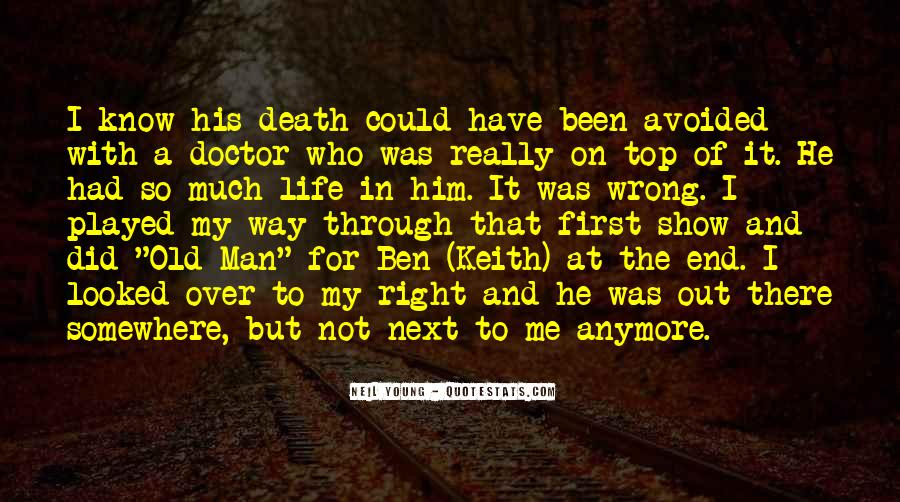 Death Not The End Quotes #980802