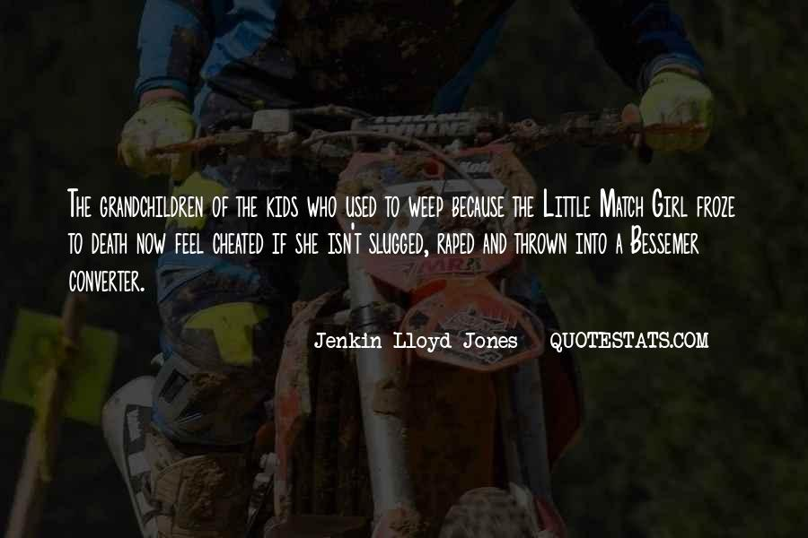 Death Of A Little Girl Quotes #130345