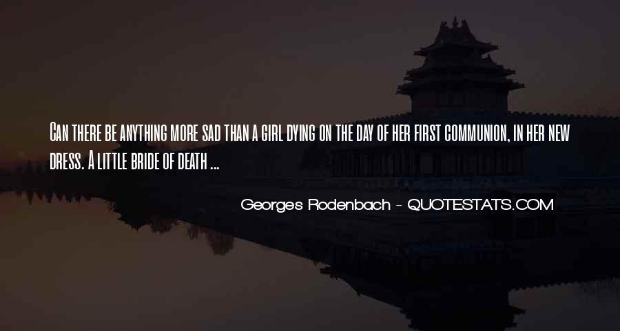 Death Of A Little Girl Quotes #98241