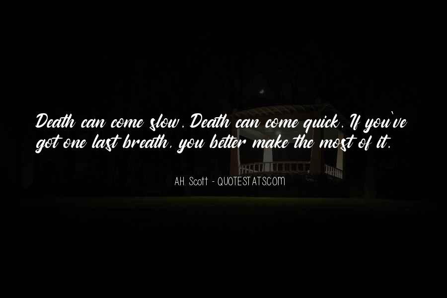 Death Positive Quotes #1775892