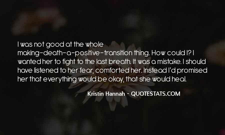 Death Positive Quotes #412798