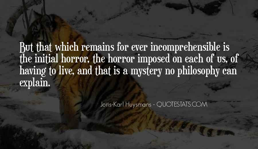 Quotes About Joris #1836995