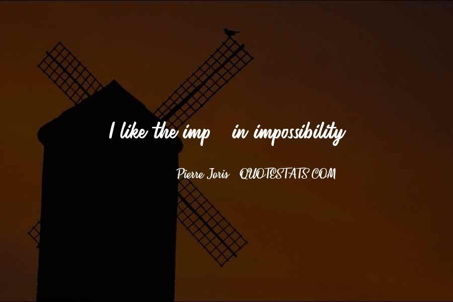 Quotes About Joris #925611