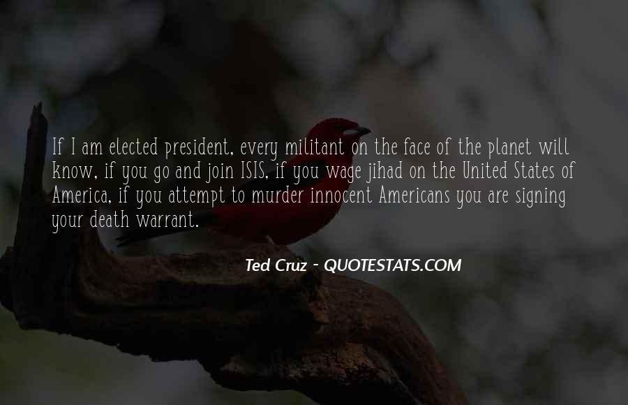 Death Warrant Quotes #191228