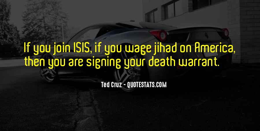 Death Warrant Quotes #94835