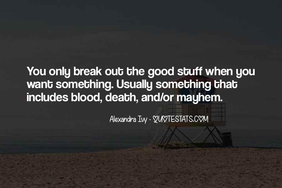 Death Wish 5 Quotes #1466