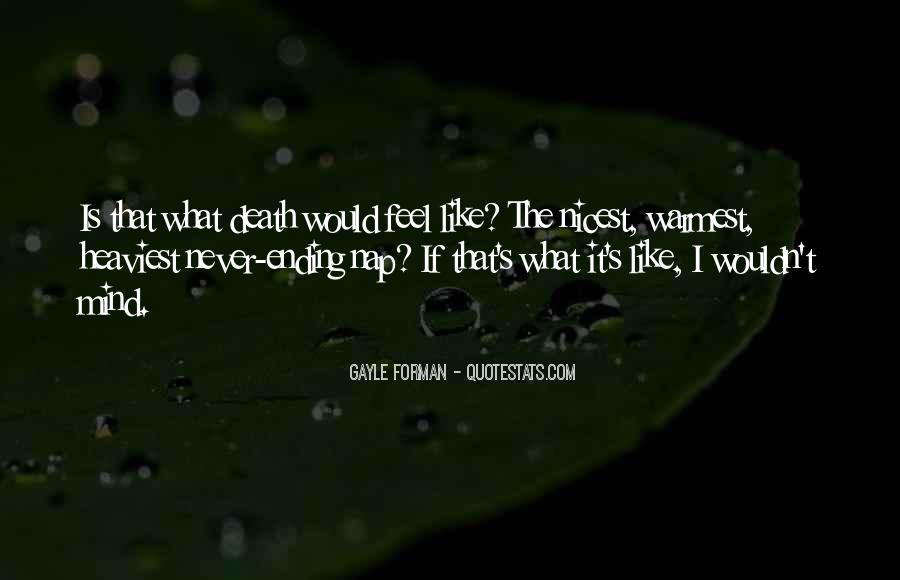 Death Wish 5 Quotes #1672
