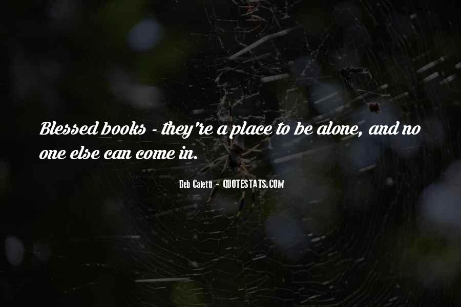 Deb Caletti He's Gone Quotes #103409