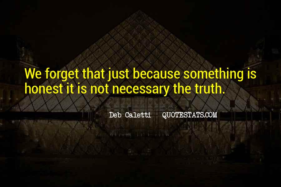 Deb Caletti He's Gone Quotes #145854