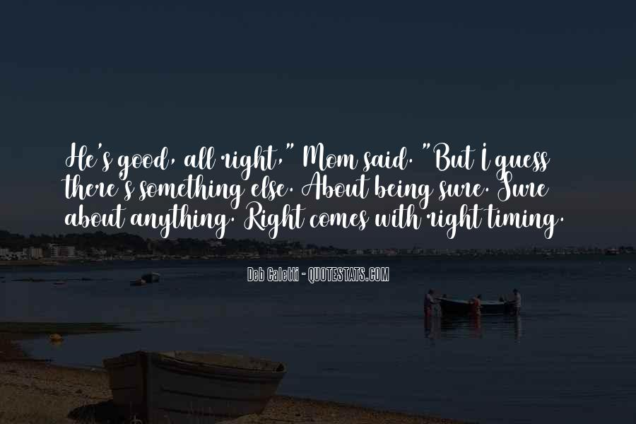 Deb Caletti He's Gone Quotes #260137