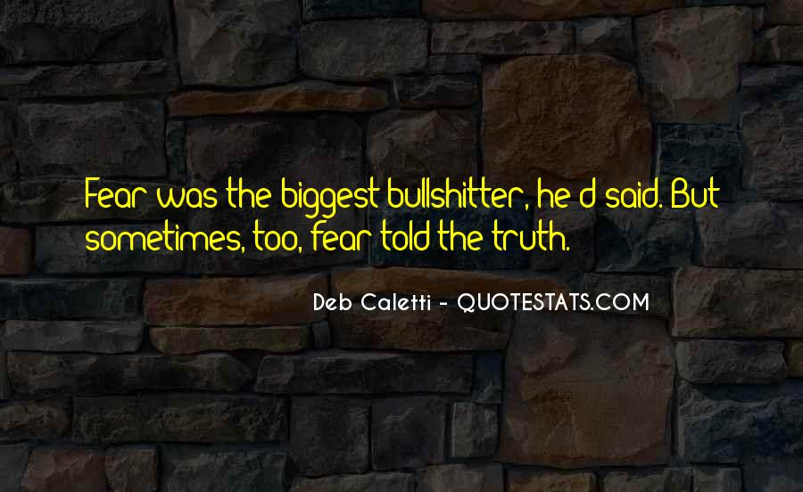 Deb Caletti He's Gone Quotes #30146