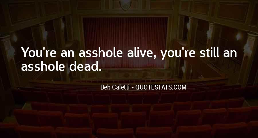 Deb Caletti He's Gone Quotes #330845