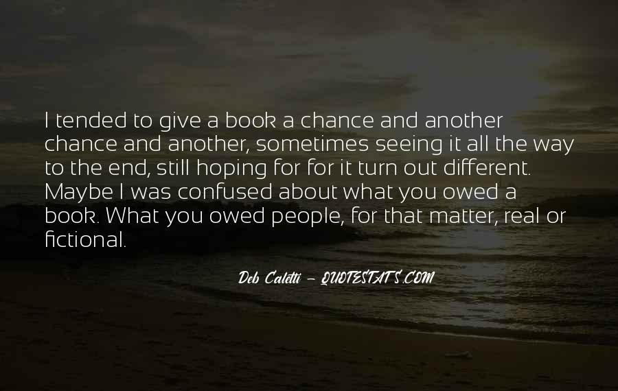 Deb Caletti He's Gone Quotes #412339