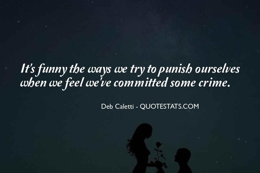 Deb Caletti He's Gone Quotes #55143