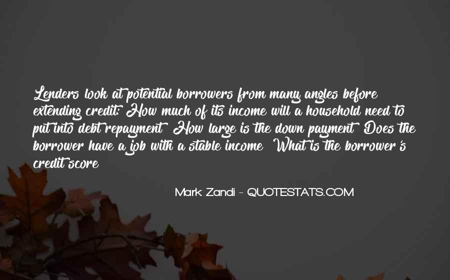 Debt Repayment Quotes #1632546