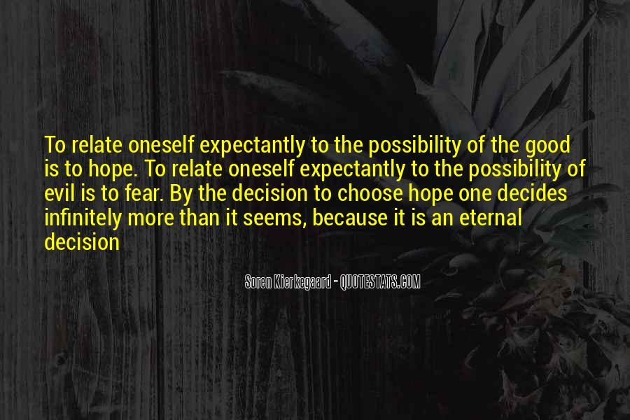 Decides Quotes #174447
