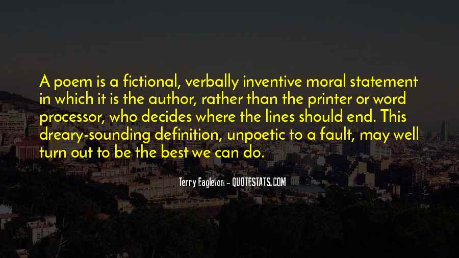 Decides Quotes #214533