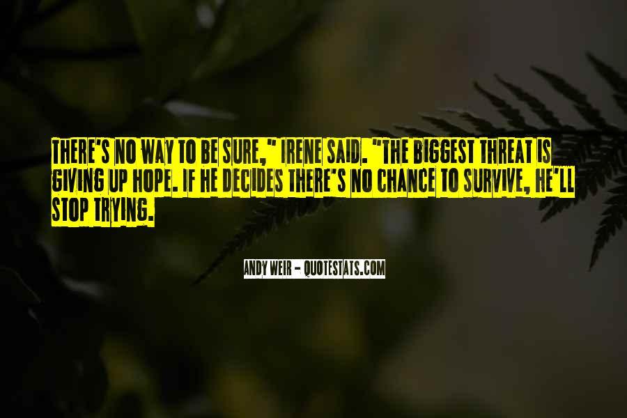 Decides Quotes #226319