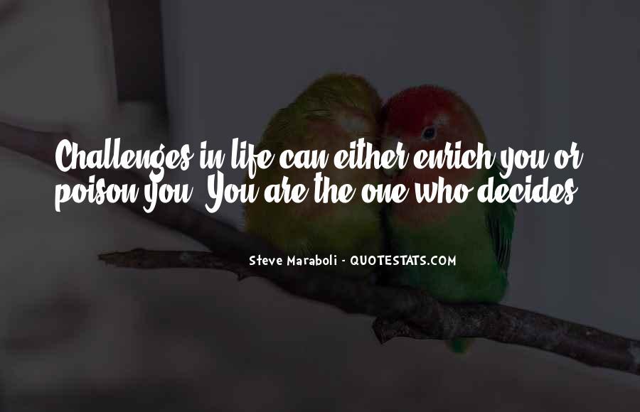Decides Quotes #230334